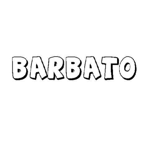 BARBATO