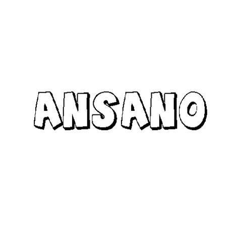 ANSANO