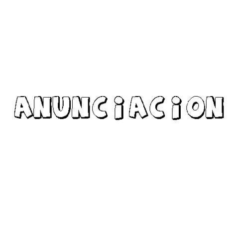 ANUNCIACION