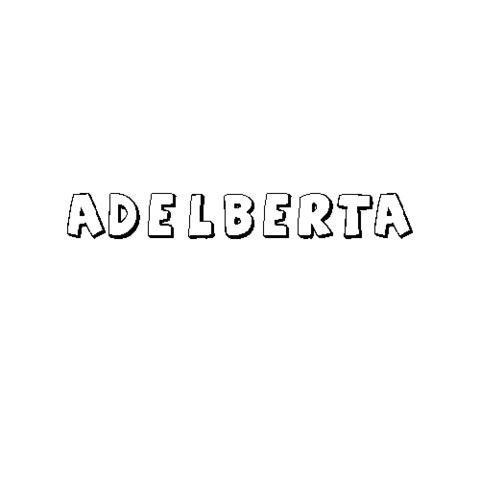ADELBERTA