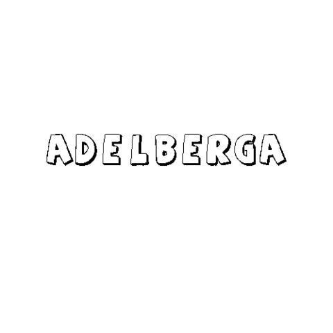 ADELBERGA