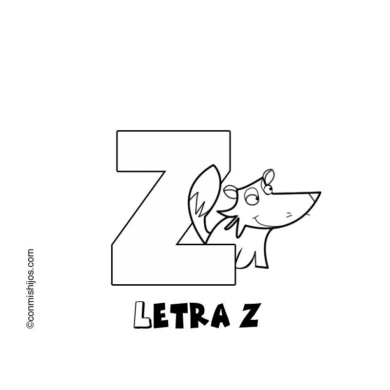 Letra Z