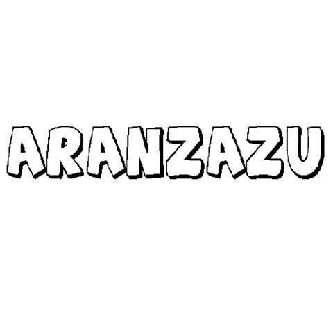 ARÁNZAZU