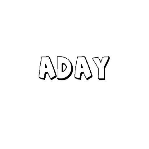 ADAY