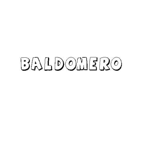 BALDOMERO