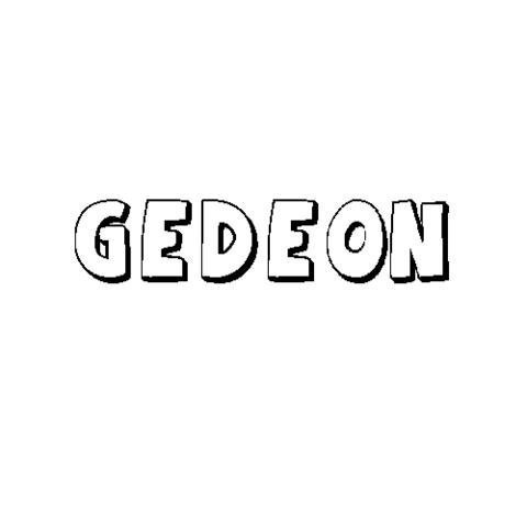 GEDEÓN
