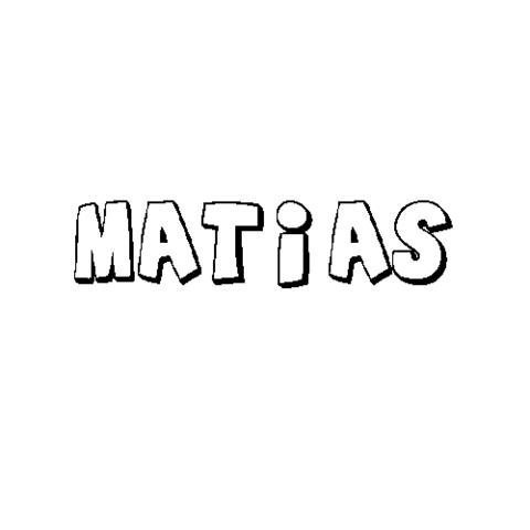 MATÍAS