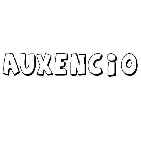 AUXENCIO