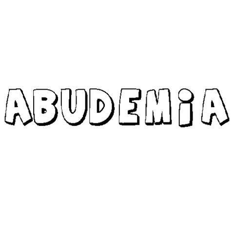 ABUDEMIA