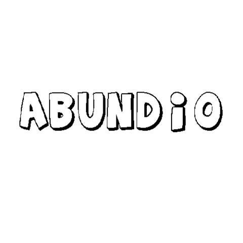 ABUNDIO