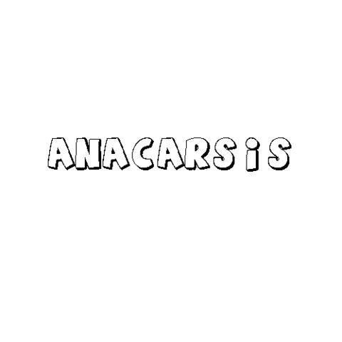 ANACARSIS