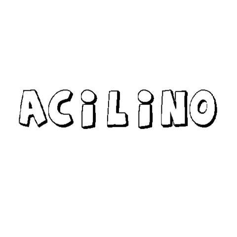 ACILINO