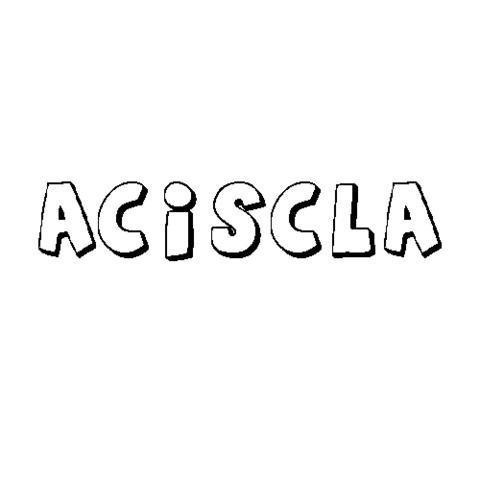 ACISCLA