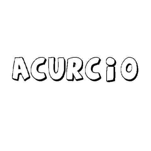 ACURCIO