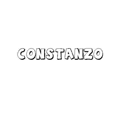 CONSTANZO
