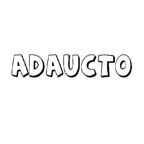 ADAUCTO