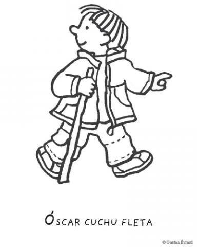 Óscar Cuchu Fleta