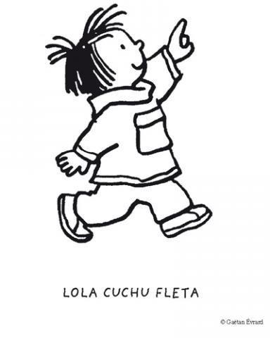 Lola Cuchu Fleta