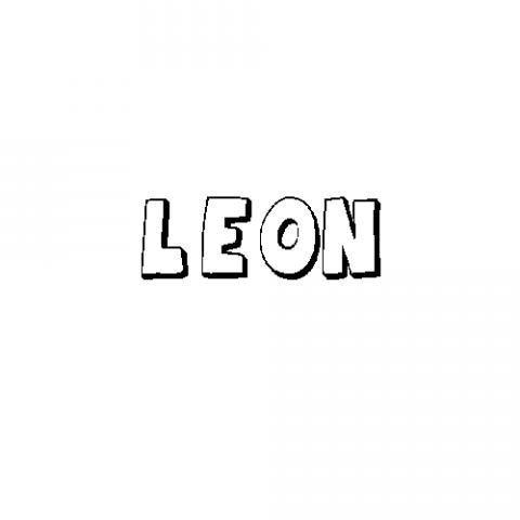 Palabra León