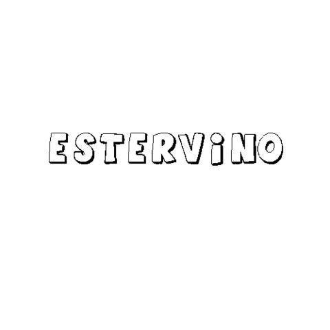 ESTERVINO