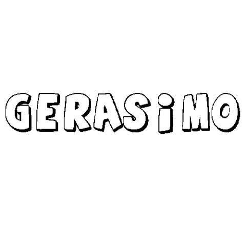 GERÁSIMO