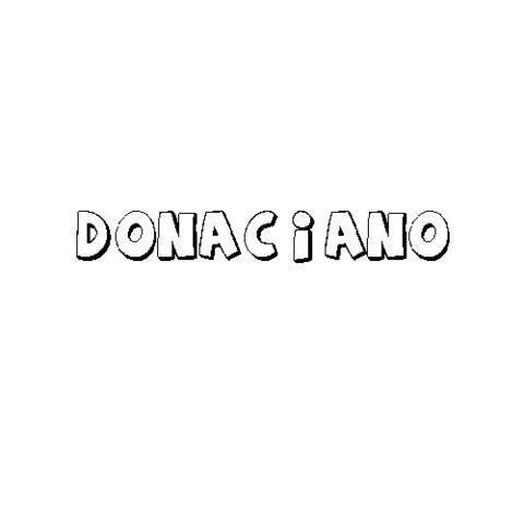 DONACIANO
