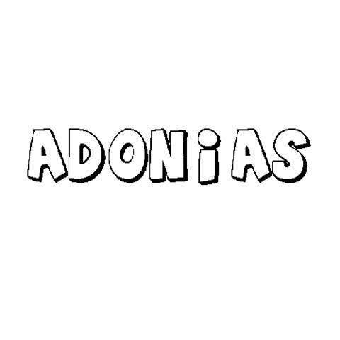 ADONIAS