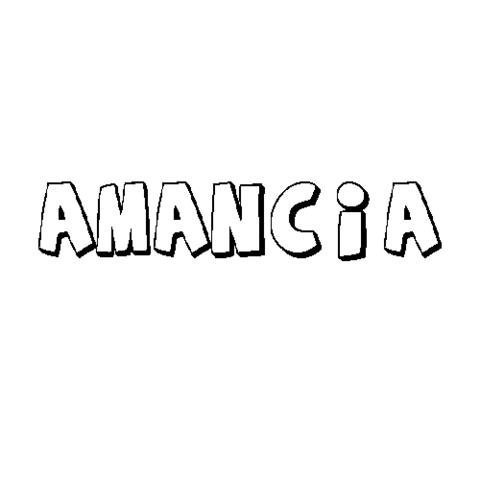 AMANCIA
