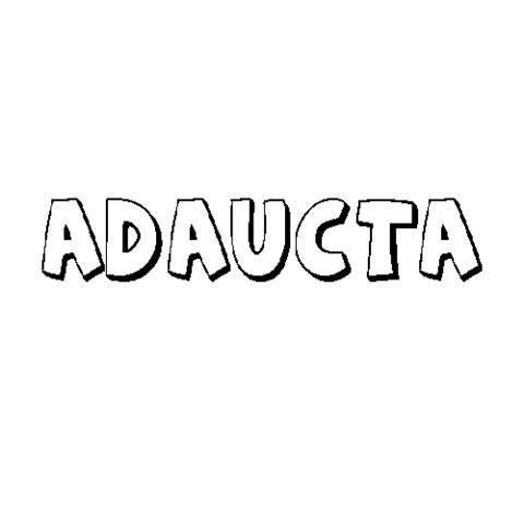 ADAUCTA