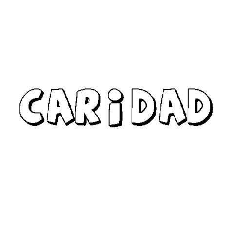 CARIDAD