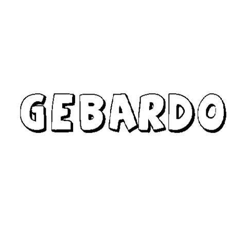 GEBARDO