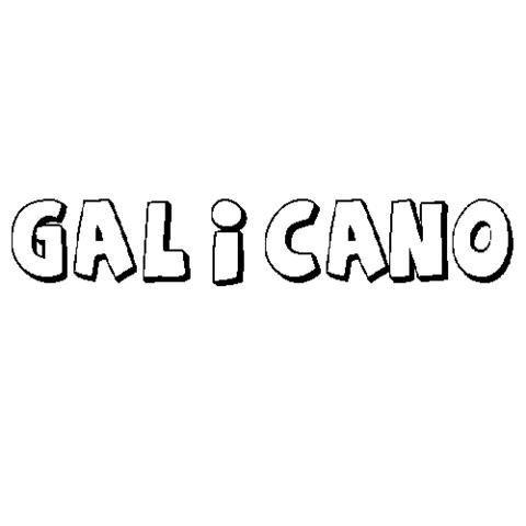 GALICANO