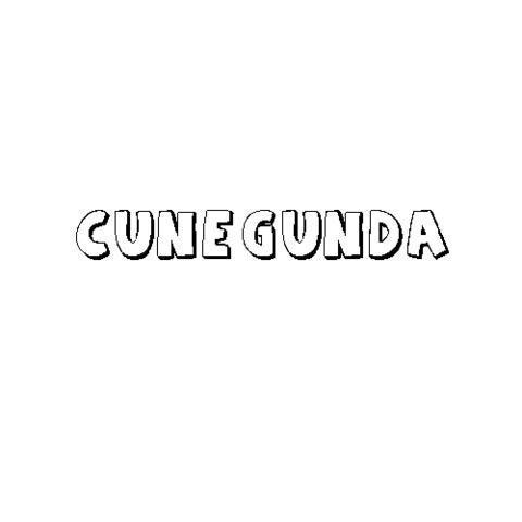 CUNEGUNDA
