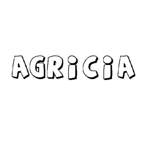 AGRICIA