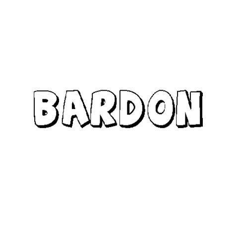 BARDÓN