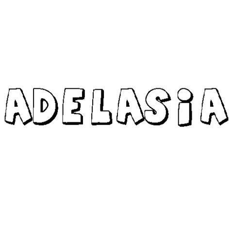 ADELASIA