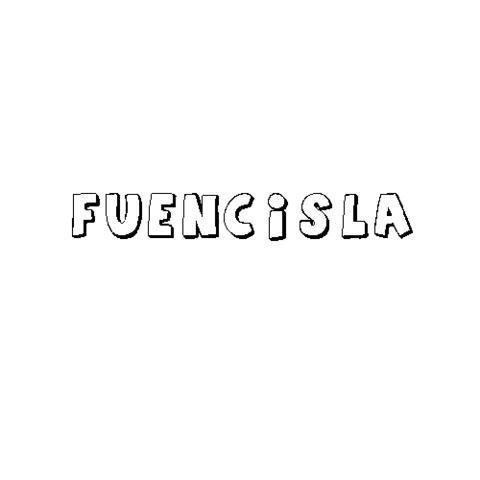 FUENCISLA