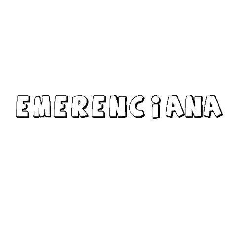 EMERENCIANA