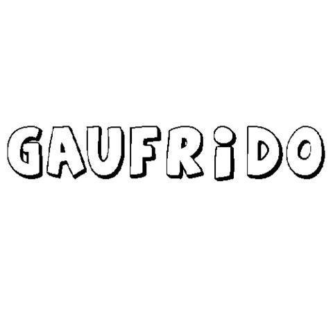 GAUFRIDO