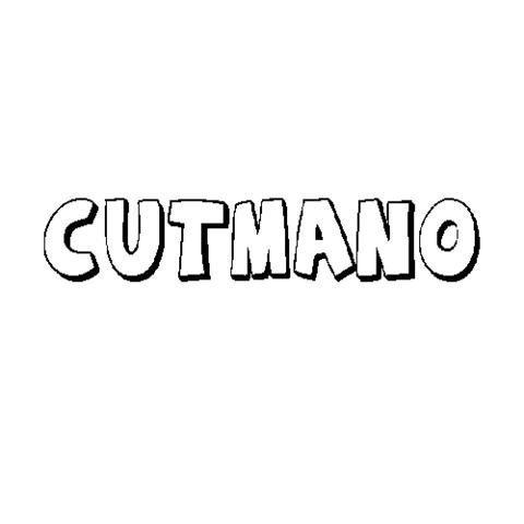 CUTMANO
