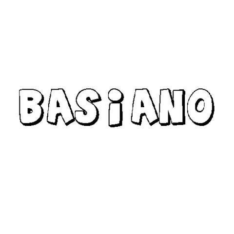 BASIANO