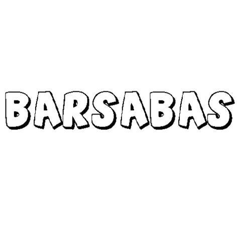 BARSABÁS