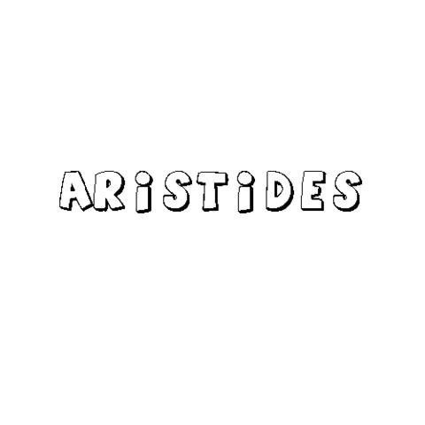 ARÍSTIDES