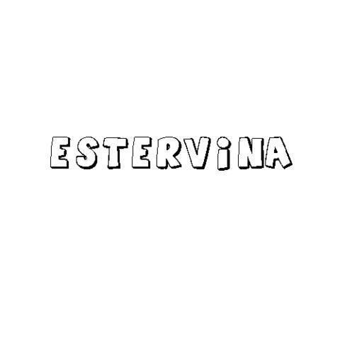 ESTERVINA