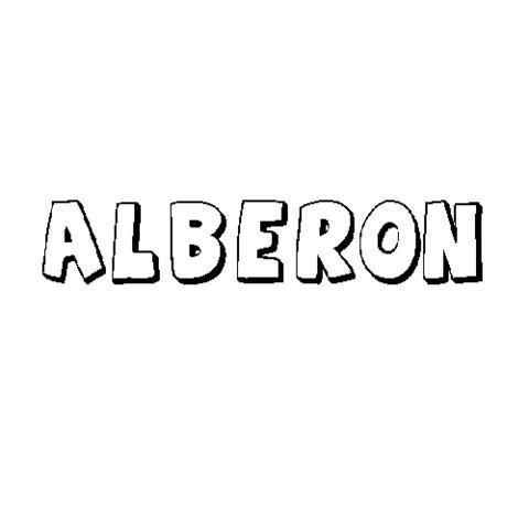 ALBERÓN