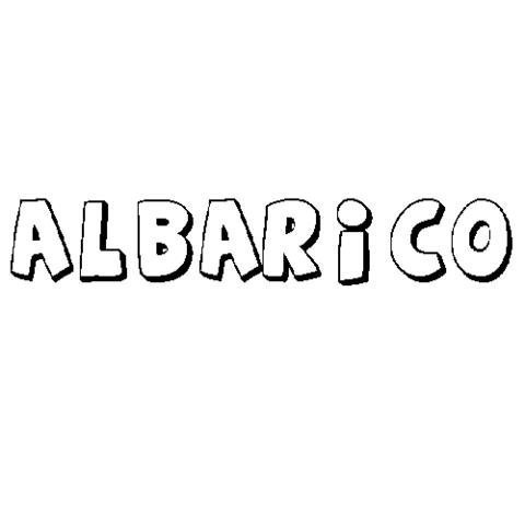 ALBARICO