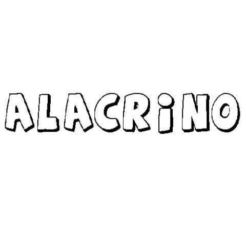 ALACRINO