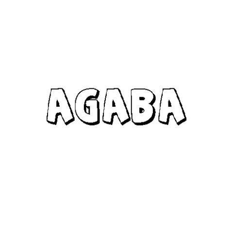 AGABA