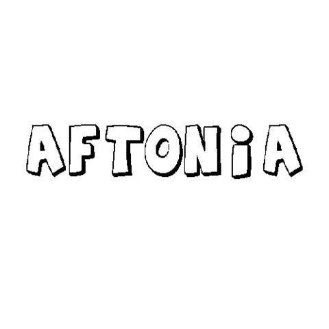 AFTONIA