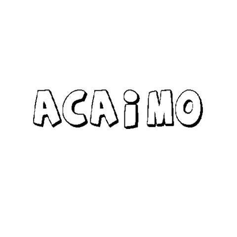 ACAIMO